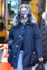 Sarah Jessica Parker Out in New York