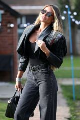 Chloe Sims At 'The Only Way is Essex' TV show filming, Essex, UK