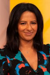 Ranvir Singh At Lorraine TV Show in London