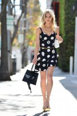 Joy Corrigan Stuns in a vintage Chanel inspired photoshoot in Beverly Hills