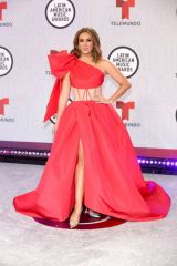 Jacqueline Bracamontes At Latin American Music Awards, Arrivals, Sunrise, Florida, USA