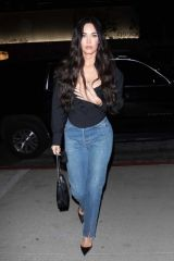 Megan Fox Out at dinner in West Hollywood