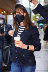 Jennifer Garner Out shopping in New York