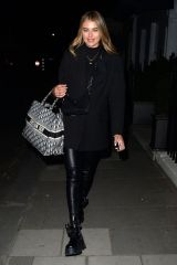 Arabella Chi Seen at IT Club Dover Street mayfair