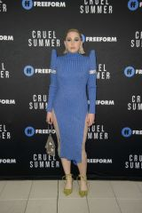Harley Quinn Smith At the premiere of Freeform's 'Cruel Summer' in Los Angeles