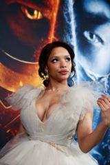 Sisi Stringer Attending the premiere of Mortal Kombat in Sydney, Australia