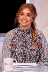 Louise Redknapp At 'Lorraine' TV Show, London, UK