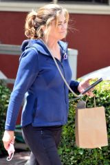 Kathy Ireland Out and about in Montecito