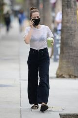 Zoey Deutch Out and about in LA