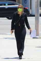 Sofia Richie At Cedars Sinai in Beverly Hills
