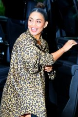 Vanessa Hudgens Arrives at the 'Asking For It' screening at the Tribeca Festival in New York