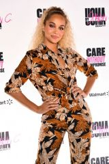 Jasmine Sanders Attends UOMA Pride Month and Juneteenth Celebration launch event in West Hollywood
