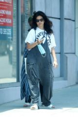 Camila Caballo Spends the day with her mom in Beverly Hills