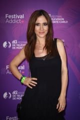 Fabienne Carat Attends the TV Series Party during the 60th Monte Carlo Tv Festival in Monaco