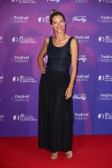 Elodie Varlet Attends the TV Series Party during the 60th Monte Carlo Tv Festival in Monaco