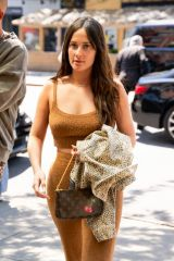 Kacey Musgraves Pictured stepping out with a male companion in New York City