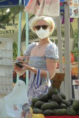 Kate Mara At family stroll in Los Angeles