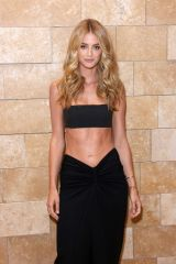 Kate Bock Attends Sports Illustrated Swimsuit Celebrates Launch Of The 2021 Issue At Seminole Hard Rock Hotel & Casino