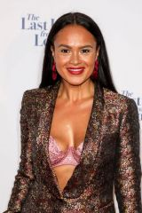 Zoe Birkett At UK Premiere of The Last Letter From Your Lover at the Ham Yard Hotel in London