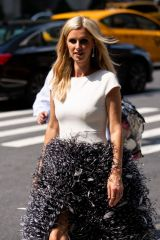 Nicky Hilton Looked fashionable during the photo shoot for the cover of Avenue Magazine in New York