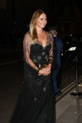 Jodie Kidd Seen at British Vogue and Tiffany & Co celebrate Fashion and Film at the Londoner Hotel in Leicester Square