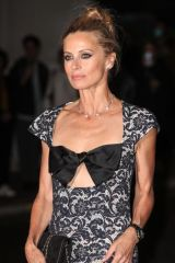 Laura Bailey Seen at British Vogue and Tiffany & Co celebrate Fashion and Film at the Londoner Hotel in Leicester Square