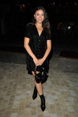 Vanessa Bauer At 'Rock Of Ages' first night VIP performance, New Wimbledon Theatre, London