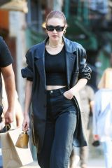 Gigi Hadid Steps out in New York City