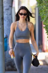 Amelia Gray Hamlin Out following a Pilates class in West Hollywood