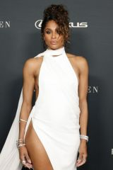 Ciara At ELLE's 27th Annual Women In Hollywood Celebration in LA