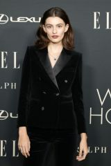 Diana Silvers Attending ELLE's 27th Annual Women In Hollywood Celebration in Los Angeles