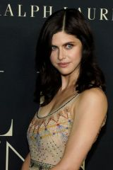 Alexandra Daddario Attending ELLE's 27th Annual Women In Hollywood Celebration in Los Angeles