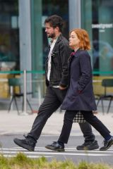 Jane Levy Out and about in NY