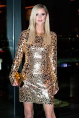 Nicky Hilton Attends the Golden Heart Awards at the Glasshouse in New York