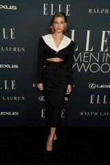Hailey Bieber At 27th Annual ELLE Women in Hollywood Celebration, Arrivals, Los Angeles