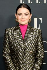 Lucy Hale At 27th Annual ELLE Women in Hollywood Celebration in Los Angeles