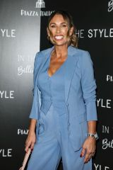 Suzanne Wells In Style Launch Party at Piazza Italiano in London