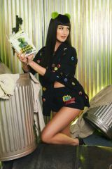 Kacey Musgraves - for Moschino x Sesame Street 2021 campaign