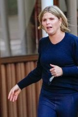 Jenna Bush Hager Is spotted out and about in New York
