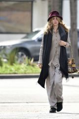 Suki Waterhouse Steps out in West Hollywood