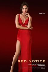 """Gal Gadot - """"Red Notice"""" Posters and Photo 2021"""