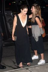 Keri Russell Seen night out in New York