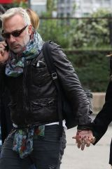 Sharon Fonseca Seen out in Milan