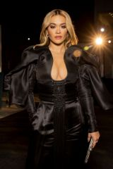 Rita Ora At TWO x TWO for Aids and Art 2021 Gala and Auction in Dallas