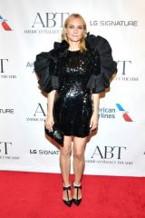 Diane Kruger At the American Ballet Theatre's Fall Gala in New York