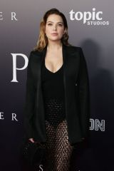 Ashley Benson Attending the premiere of Spencer in Los Angeles