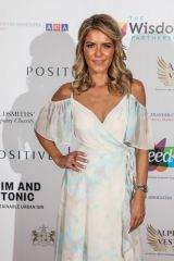 Gemma Oaten At Second Annual SEED Charity Gala at Goldsmith's Hall in London