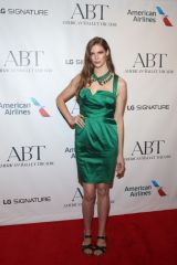 Robyn Lawley At American Ballet Theatre Fall Gala at David H. Koch Theater, Lincoln Center in New York
