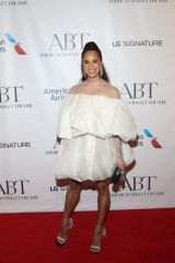 Misty Copeland At American Ballet Theatre Fall Gala at David H. Koch Theater, Lincoln Center in New York