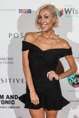 Rachael Downie At Second Annual SEED Charity Gala at Goldsmith's Hall in London